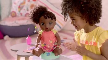 Baby Alive Potty Dance Baby TV Spot, 'Help Baby Go Potty' - Thumbnail 4