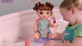 Baby Alive Potty Dance Baby TV Spot, 'Help Baby Go Potty' - Thumbnail 7