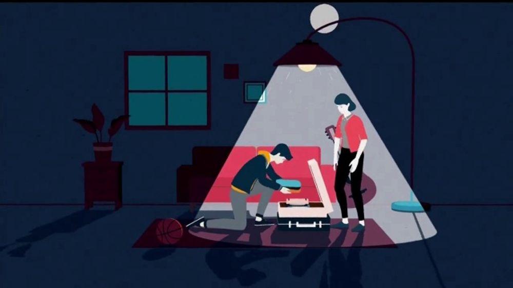 Meningitis B TV Commercial, 'College'