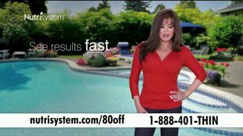 Nutrisystem Memorial Day Sale TV Spot, 'Uniquely Yours' Feat. Marie Osmond - Thumbnail 8