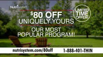 Nutrisystem Memorial Day Sale TV Spot, 'Uniquely Yours' Feat. Marie Osmond - Thumbnail 9