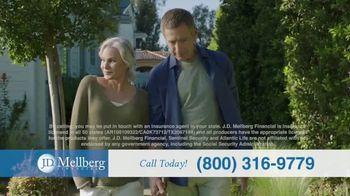J.D. Mellberg TV Spot, 'Money in Retirement' - Thumbnail 7