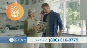 J.D. Mellberg TV Spot, \'Money in Retirement\'