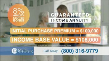 J.D. Mellberg TV Spot, 'Money in Retirement' - Thumbnail 4