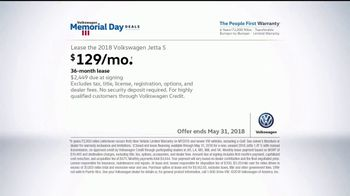Volkswagen Memorial Day Deals TV Spot, 'Bear' Song by Grouplove [T2] - Thumbnail 10