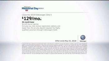 Volkswagen Memorial Day Deals TV Spot, 'Bear' Song by Grouplove [T2] - Thumbnail 9