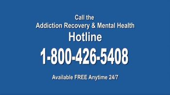 The Addiction Recovery & Mental Health Hotline TV Spot, 'Know Your Options'