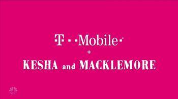 T-Mobile TV Spot, 'The Game' Featuring Kesha, Macklemore - Thumbnail 1