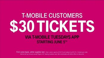 T-Mobile TV Spot, 'The Game' Featuring Kesha, Macklemore - Thumbnail 7