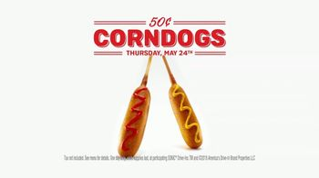 Sonic Drive-In 50-Cent Corn Dogs TV Spot, 'Someday' - Thumbnail 9