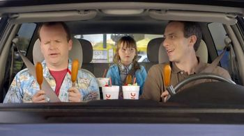 Sonic Drive-In 50 Cent Corn Dogs TV Spot, 'Someday'