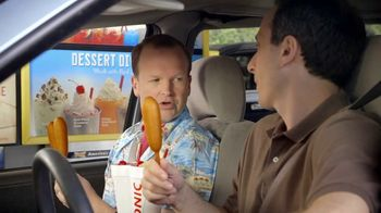 Sonic Drive-In 50-Cent Corn Dogs TV Spot, 'Someday' - Thumbnail 4