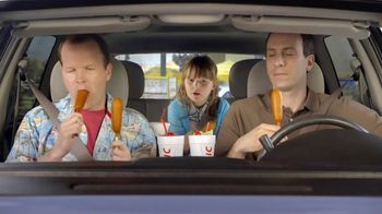 Sonic Drive-In 50-Cent Corn Dogs TV Spot, 'Someday' - 614 commercial airings