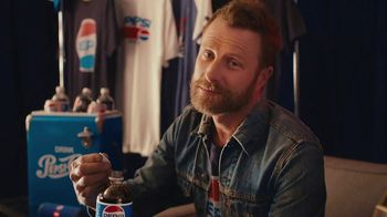 Pepsi TV Spot, 'This Is the Pepsi That Gets You Stuff' Feat. Dierks Bentley