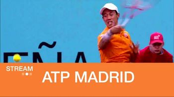 Tennis Channel Plus TV Spot, 'ATP Madrid' - 58 commercial airings