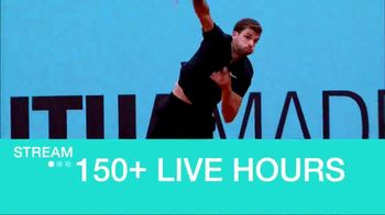 Tennis Channel Plus TV Spot, 'ATP Madrid' - Thumbnail 3