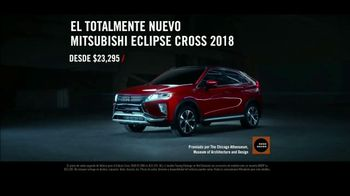 2018 Mitsubishi Eclipse Cross TV Spot, 'Características: Música' [Spanish] [T2]