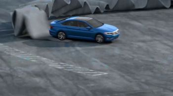 2019 Volkswagen Jetta TV Spot, 'Turb-Whoa' Song by Yungblud [T1] - Thumbnail 5