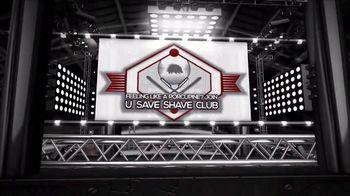 U Save Shave Club TV Spot, 'Quality Razors' - Thumbnail 4