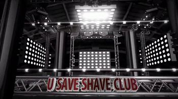 U Save Shave Club TV Spot, 'Quality Razors' - Thumbnail 1
