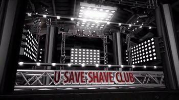 U Save Shave Club TV Spot, 'Quality Razors'