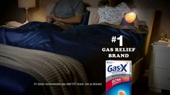 Gas-X Ultra Strength TV Spot, 'After-Dinner Advice From a Bed' - Thumbnail 10