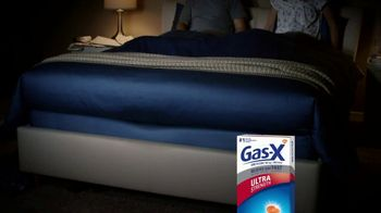 Gas-X Ultra Strength TV Spot, 'After-Dinner Advice From a Bed' - Thumbnail 5