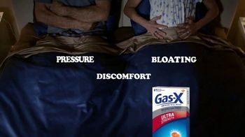 Gas-X Ultra Strength TV Spot, 'After-Dinner Advice From a Bed' - Thumbnail 8