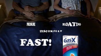 Gas-X Ultra Strength TV Spot, 'After-Dinner Advice From a Bed' - Thumbnail 9