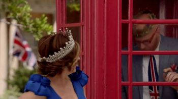 HBO TV Spot, 'The Royal Wedding Live With Cord and Tish!' - Thumbnail 4