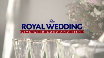 HBO TV Spot, 'The Royal Wedding Live With Cord and Tish!' - Thumbnail 9