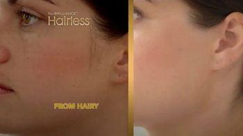 NuBrilliance Hairless TV Spot, 'Smooth Finish' - Thumbnail 4