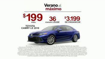 Toyota Verano al Máximo TV Spot, 'Adrenalina' [Spanish] [T2] - Thumbnail 8
