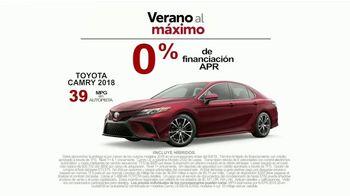 Toyota Verano al Máximo TV Spot, 'Adrenalina' [Spanish] [T2] - Thumbnail 7