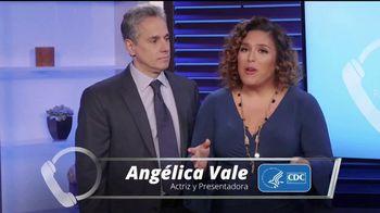 Center for Disease Control TV Spot, 'Deja de fumar' [Spanish]