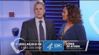 Center for Disease Control TV Spot, 'Deja de fumar' [Spanish] - Thumbnail 2