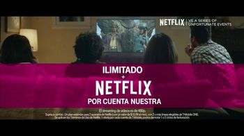 T-Mobile Unlimited Family Plan TV Spot, 'Más lugares' [Spanish] - Thumbnail 9