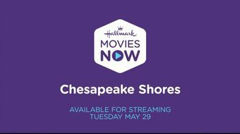 Hallmark Movies Now TV Spot, 'Chesapeake Shores' - Thumbnail 1