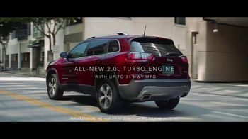 2019 Jeep Cherokee TV Spot, 'Practical: World Comes With It' [T1] - Thumbnail 4