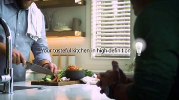 GE Lighting Reveal HD+ TV Spot, 'Light for Your Kitchen' - Thumbnail 6