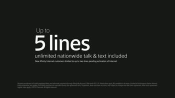 XFINITY TV Spot, 'Talking Mime' - Thumbnail 9