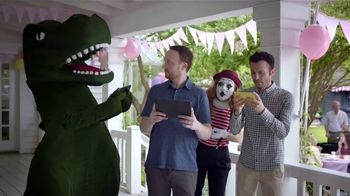 XFINITY TV Spot, 'Talking Mime' - Thumbnail 4