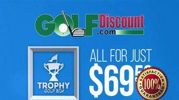 GolfDiscount.com Trophy Golf Box TV Spot, 'Conservative, Athletic & Loud' - Thumbnail 10