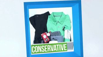 GolfDiscount.com Trophy Golf Box TV Spot, 'Conservative, Athletic & Loud' - Thumbnail 2