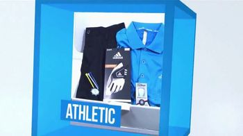 GolfDiscount.com Trophy Golf Box TV Spot, 'Conservative, Athletic & Loud'