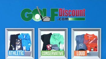 GolfDiscount.com Trophy Golf Box TV Spot, 'Conservative, Athletic & Loud' - Thumbnail 7