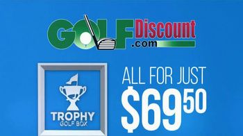 GolfDiscount.com Trophy Golf Box TV Spot, 'Conservative, Athletic & Loud' - Thumbnail 8
