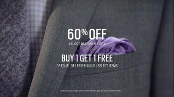 Men's Wearhouse TV Spot, 'Retiring Dad's Suit: 60% Off' - Thumbnail 8