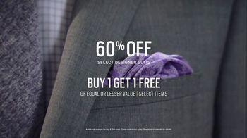Men's Wearhouse TV Spot, 'Retiring Dad's Suit: 60 Percent Off' - Thumbnail 8