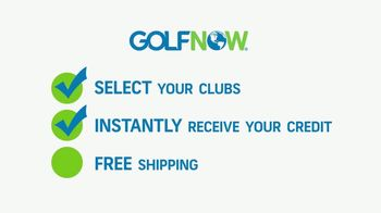GolfNow.com Trade & Play TV Spot, 'Trade in Value' - Thumbnail 7
